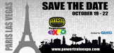 We invite you to visit KINERGO at ATRA Powertrain Expo in Las Wegas on October 19-22