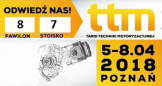 KINERGO invite you at TTM Technology Fair at Poznań