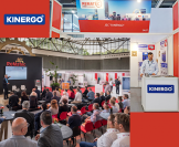 Kinergo participate in the ReMaTec exhibition in Guangzhou, China On October 11-13