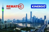 KINERGO will take part in ReMaTec Asia in Guangzhou  on October 11 - 13