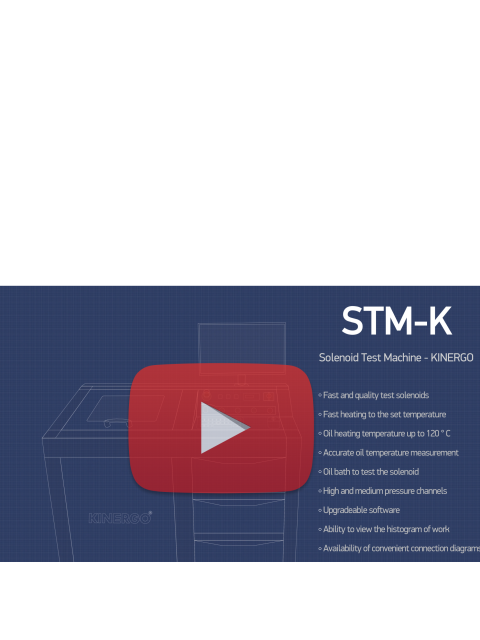SOLENOID TEST MACHINE STM-K